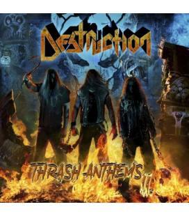Thrash Anthems II-1 CD