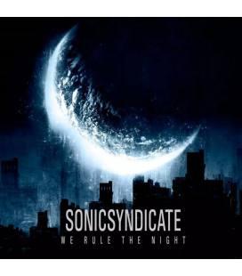 We Rule The Night-1 CD