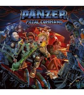 Fatal Command-1 CD DIGIPACK