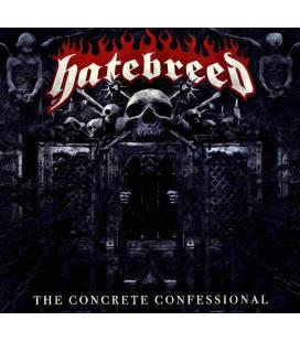 The Concrete Confessional-1 LP