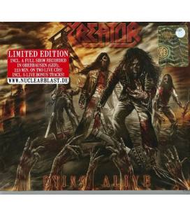 Dying Alive-2 CD