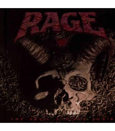 The Devil Strikes Again-2 CD
