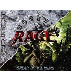Carved In Stone / Speak Of The Dead-2 CD
