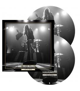 Lady In Gold - Live In Paris-2 LP PIC