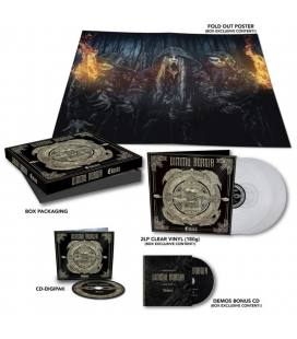 Eonian (1 CD digipack + CD bonus y 2 Vinilos color y poster)