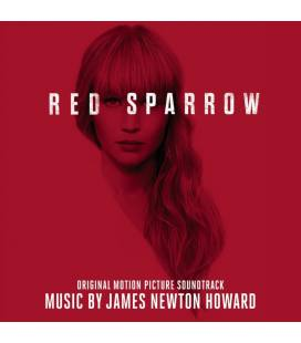 B.S.O. Red Sparrow-1 CD