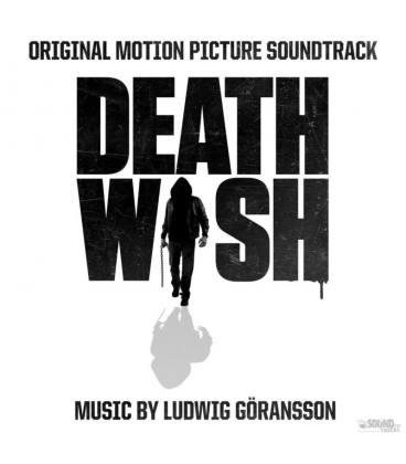 B.S.O. Death Wish-1 CD