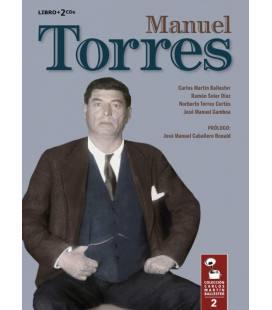 Manuel Torres-1 LIBRO+1 CD