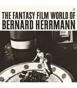 The Fantasy Film World Of Bernard Herrmann-1 CD