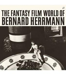 The Fantasy Film World Of Bernard Herrmann-1 CD