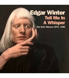Tell Me In A Whisper - The Solo Albums-4 CD BOX