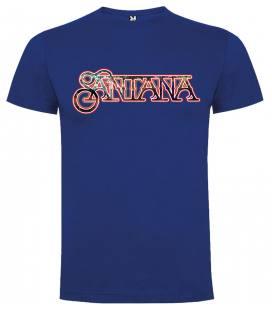 Santana Logo Camiseta Manga Corta