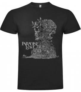 Paradise Lost The Plague Within Camiseta Manga Corta
