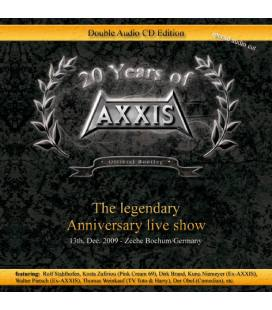 The Legendary Anniversary Live Show-2 CD