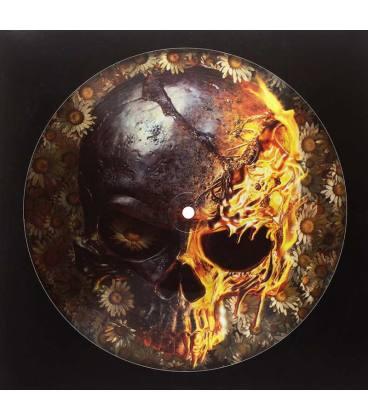 Burn It Down-1 LP LTD PICTURE