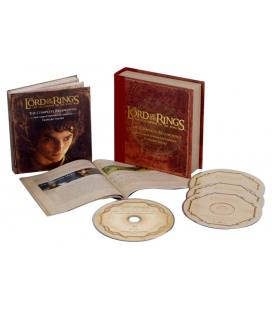 The Lord Of The Rings: The Complete Recordings-3 CD+1 BLU-RAY