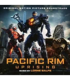 B.S.O. Pacific Rim Uprising -1 CD