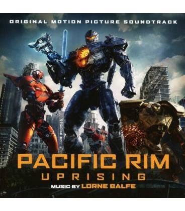 B.S.O. Pacific Rim Uprising -1 CD