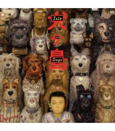Isle of Dogs (Original Soundtrack), 1 CD