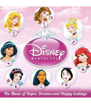 Disney Princess - The Ultimate Song Collection, 1 CD