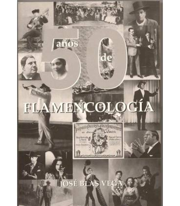 50 Años De Flamencoligia-1 LIBRO+1 CD