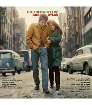 The Freewheelin' Bob Dylan (1 LP)