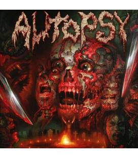 The Headless Ritual, CD