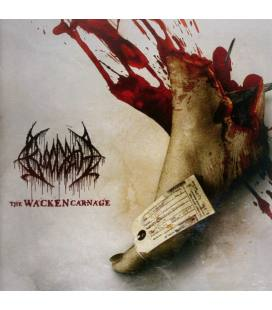 The Wacken Carnage, CD+DVD
