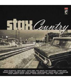 Stax Country, 1 CD