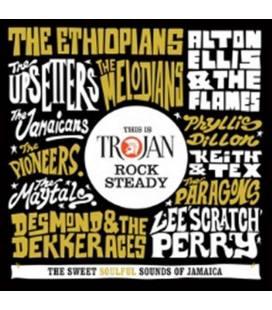 This Is Trojan Rock Steady (2 CD)