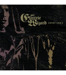 Pre-Electric Wizard 1989-1994 (1 CD)