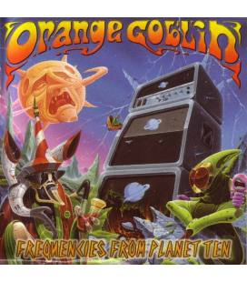 Frequencies From Planet Ten (1 CD)
