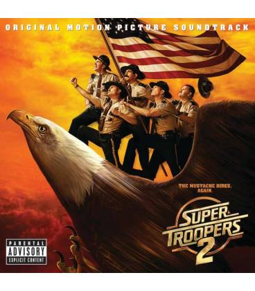 Super Troopers 2 (1 CD)