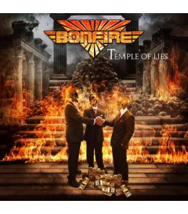 Temple Of Lies-DIGIPACK CD