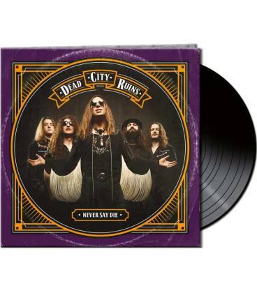 Never Say Die (LP)-1 LP
