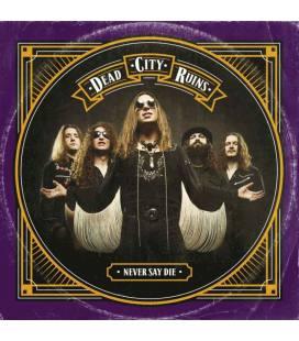Never Say Die-CD