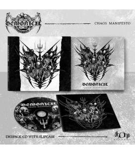 Chaos Manifesto-DIGIPACK CD
