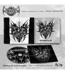 Chaos Manifesto-DIGIPACK CD
