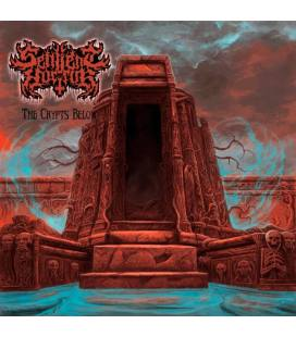 The Crypts Below-CD