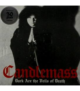 "Dark Are The Veils Of Death-1 LP 7"""