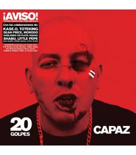 20 Golpes (CD+Comic)