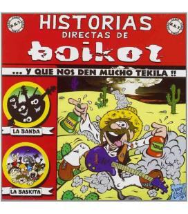 Historias Directas De Boikot (CD)