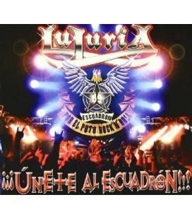 Unete Al Escuadron !!! (CD)