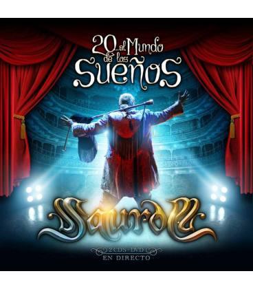 20....Al Mundo De Los Sueños (2 CD+DVD)