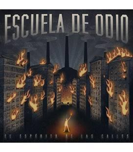El Espiritu De Las Calles (CD)