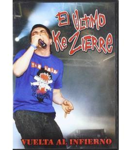 Vuelta Al Infierno (DVD)