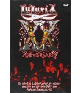 XX Años De Lujuria Para Elmundo (DVD)