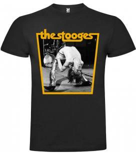 The Stooges Iggy Camiseta Manga Corta