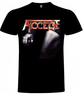 Accept Balls To The Wall Camiseta Manga Corta