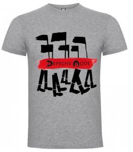 Depeche Mode Spirit Camiseta Manga Corta